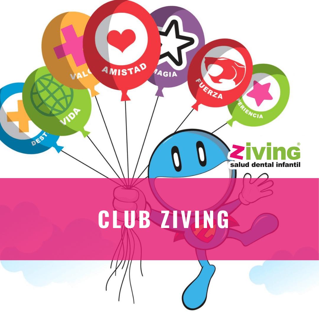 Motivación y recompensas. Así funciona el Club Ziving.