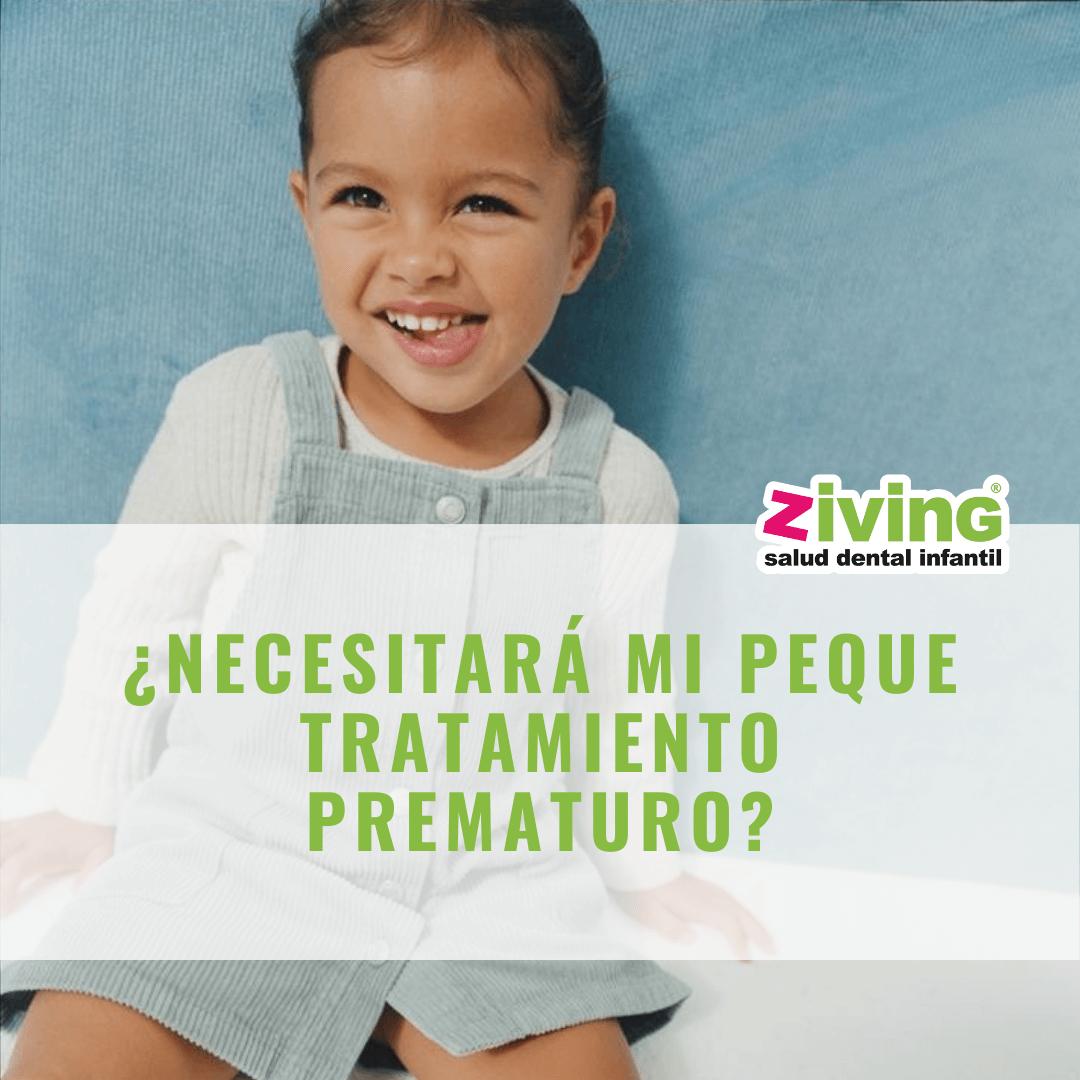 Ziving ortodoncia Madrid: Tu hijo/a aún tiene deintes de leche